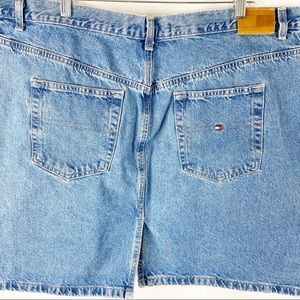 Tommy Hilfiger Skirts - Vintage Tommy Hilfiger denim mini skirt size 22
